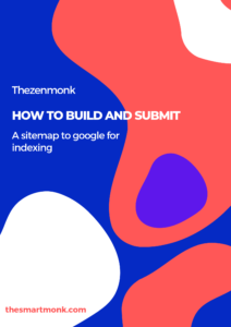 build and submit a sitemap to google for indexing