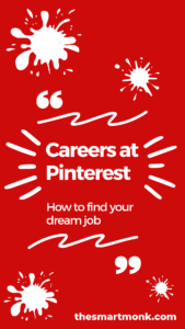 careers at pinterest