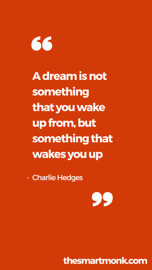 success quotes about business - Charlie hedges