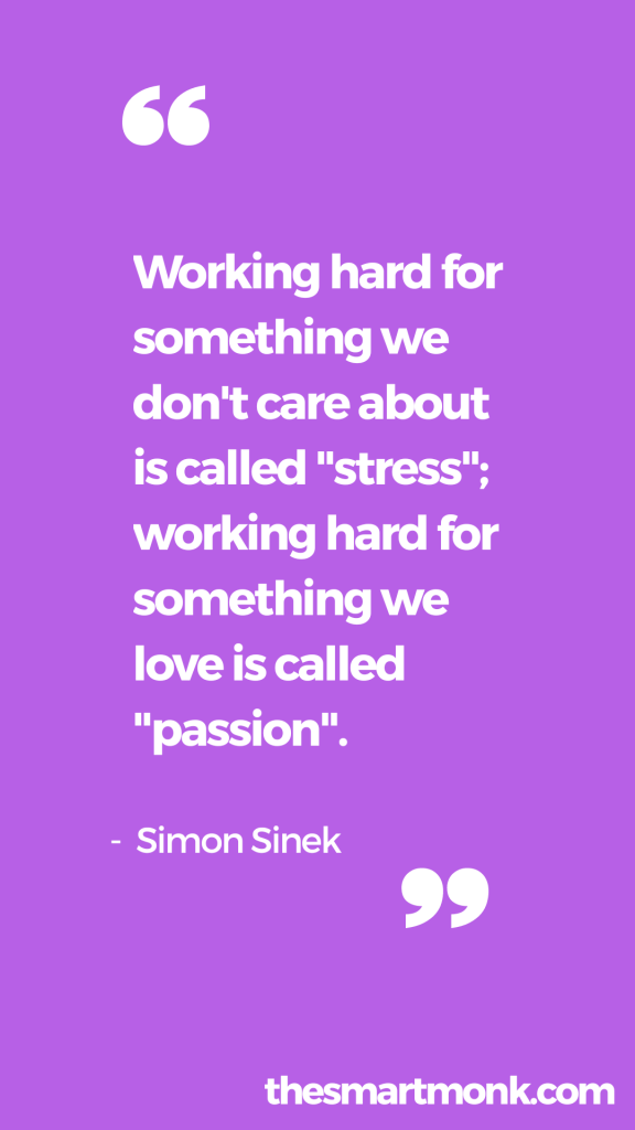 success quotes about business - simon sinek