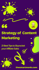 strategy of content marketing