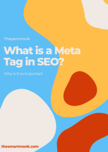 meta tag in SEO - meta tag what is