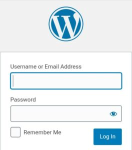 wordpress disable comments - login page