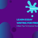 Learn Essay Writing For Free - Tips To Improve Your Skills