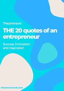 quotes of an entrepreneur - success, motivation and inspiration