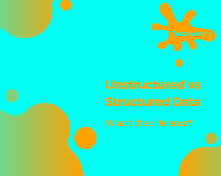 Unstructured vs Structured Data in Big Data